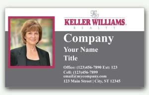 Business-Card-Keller-Williams-los angeles
