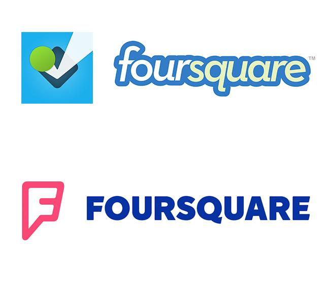 four square new logo